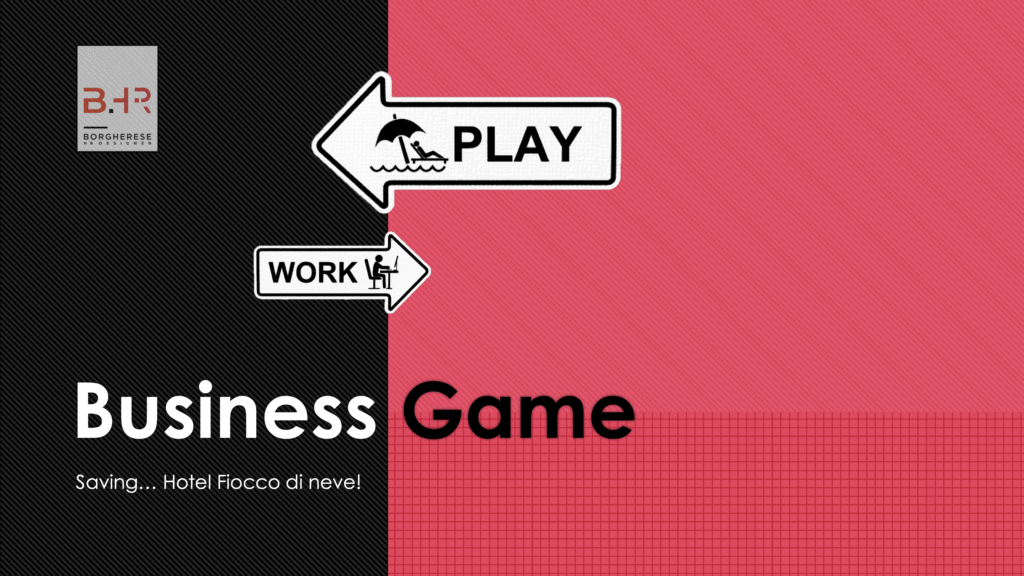 Business game cover